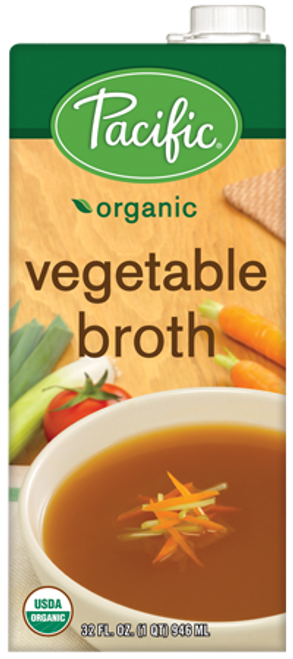Pacific: Organic Vegetable Broth (1L)