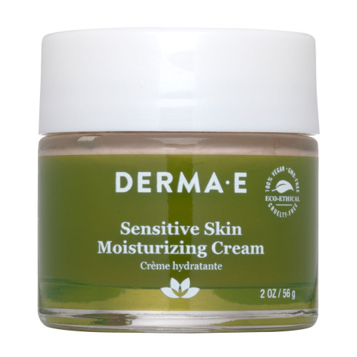 Derma E: Sensitive Skin Moisturizing Cream
