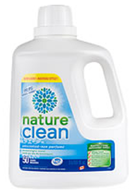 Nature Clean: All Natural Laundry Liquid (3l)