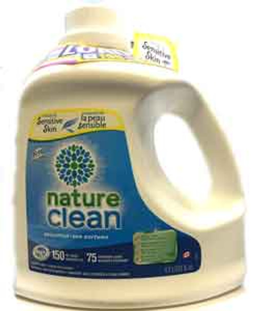 Nature Clean: Unscented Laundry Detergent (4.5 L)