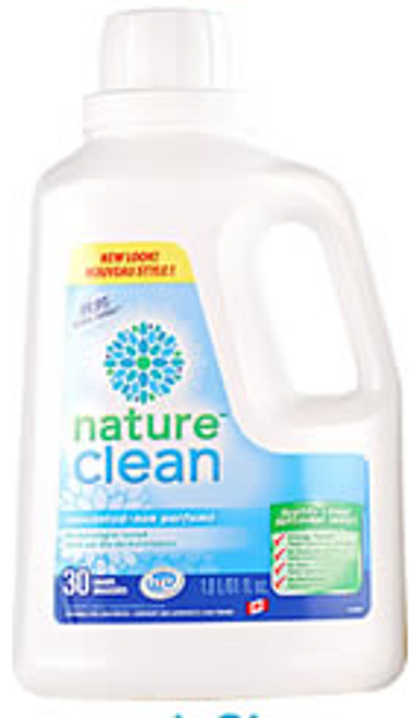 Nature Clean: Laundry Liquid (1.8l)