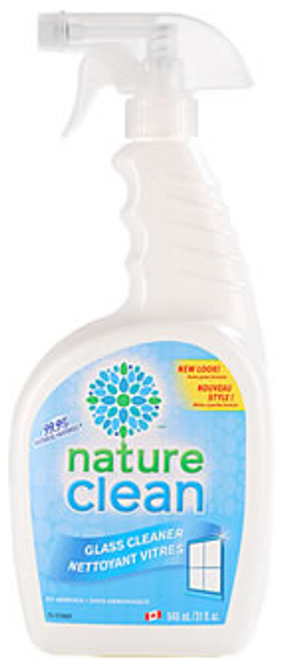 Nature Clean: Glass & Window Cleaner (946ml)