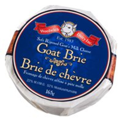 Woolwich Dairy: Goat Brie (165g)