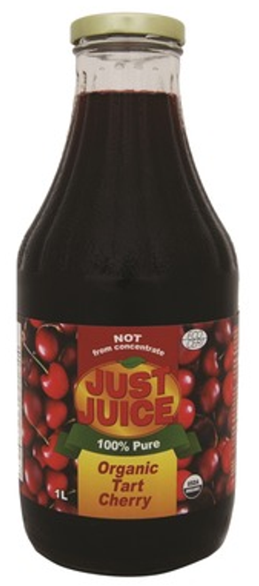 Buy Organic Tart Cherry from Just Juice (1L)