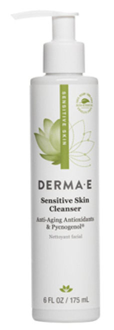 Derma E: Sensitive Skin Cleanser (175ml)