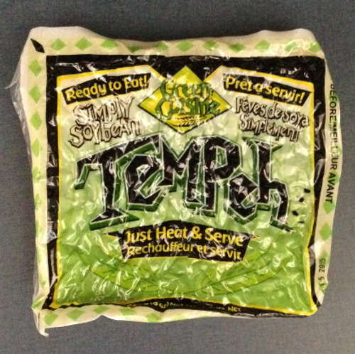 Green Cusine: Tempeh Simply Soybean (225g)