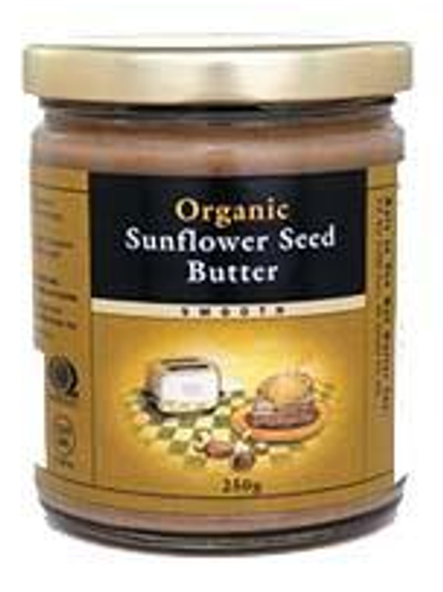 Nuts To You Nut Butter Inc.: Organic Sunflower Seed Butter (250ml)