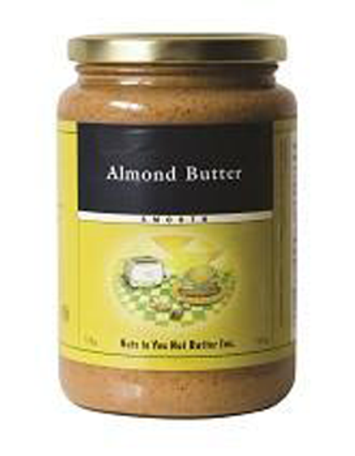 Nuts to you Nut Butter: Almond Butter - Smooth (735g)