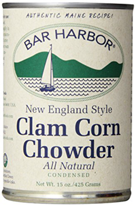 Bar Harbor: New England Style Clam Chowder (398ml)