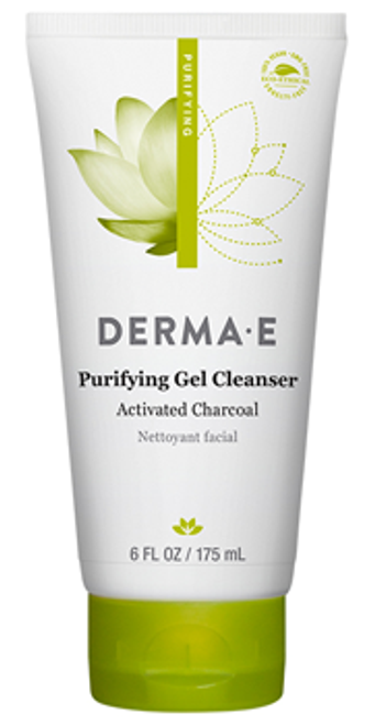 Derma E: Purifying Gel Cleanser (175ml)