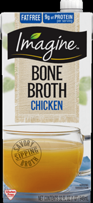 Imagine: Chicken Bone Broth (946ml)