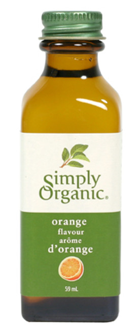 Simply Organic: Orange Flavour (59ml)