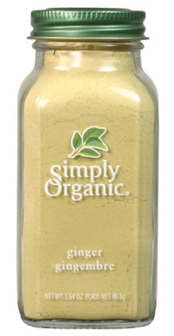 Simply Organic: Ginger Powder (46.5g)