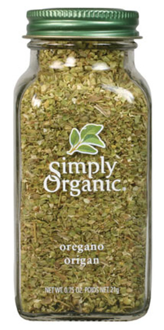 Simply Organic: Oregano Leaf (21g)