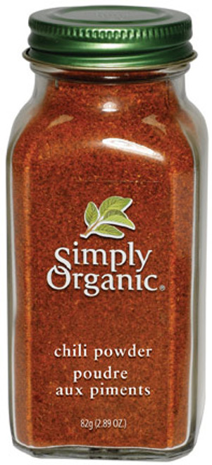 Simply Organic: Chili Powder (82g)