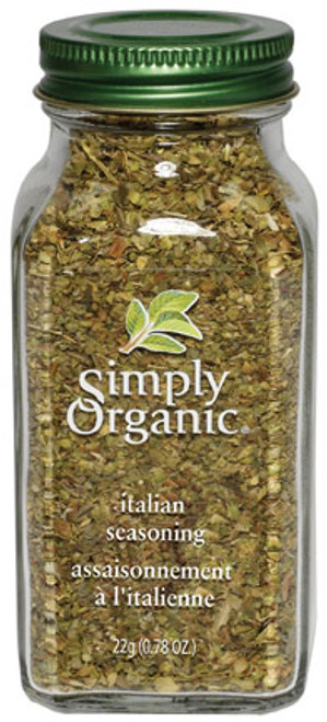 Simply Organic: Italian Seasoning (22g)