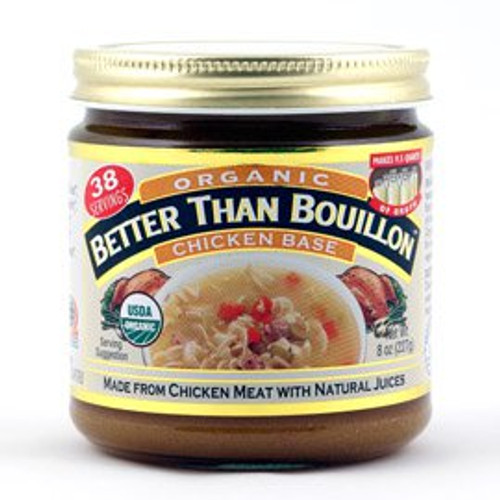 Better Than Bouillon: Organic Chicken Base (227g)