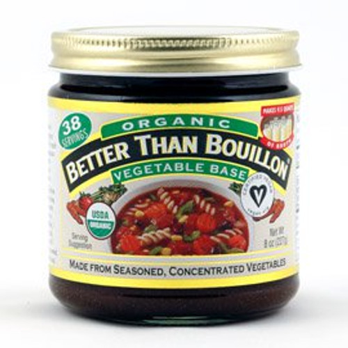 Better Than Bouillon: Organic Vegetable Base (227g)