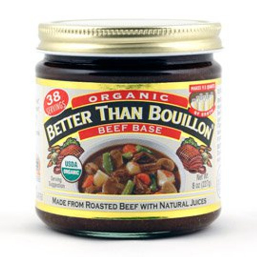 Better Than Bouillon: Organic Beef Base (227g)