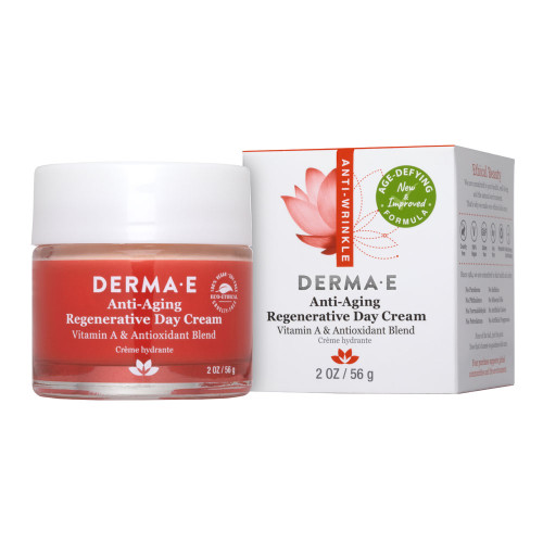 Derma E: Anti-Aging Regenerative Day Cream (56g)