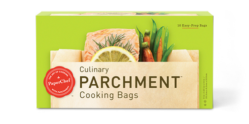 PaperChef: Culinary Parchment Cooking Bags (10 Count)