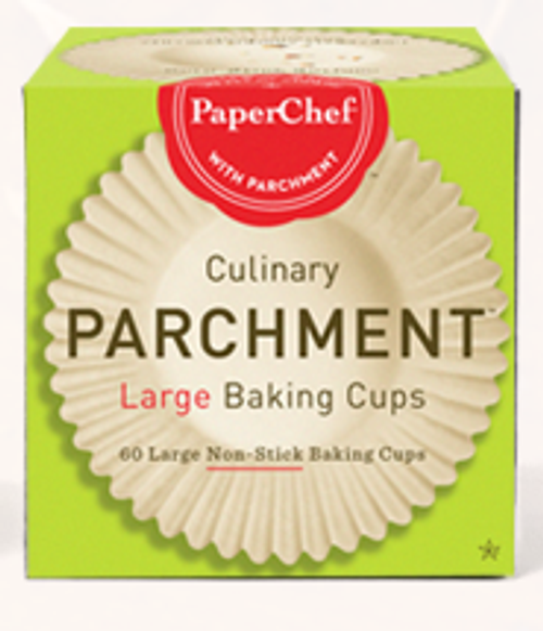 Paperchef: Parchment Baking Cups (60 Count)