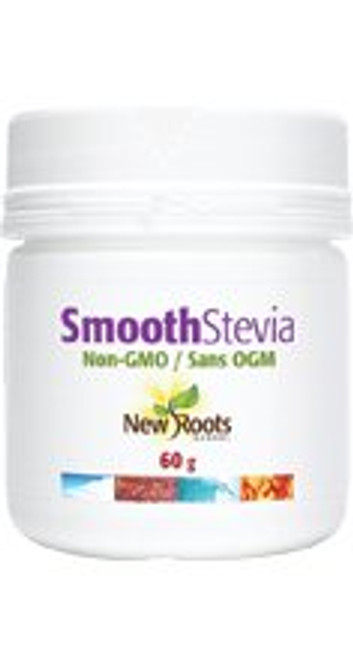 New Roots Herbal: Smooth Stevia (60g)