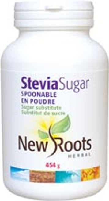 New Roots Herbal Inc.: Stevia Sugar Spoonable (454g)