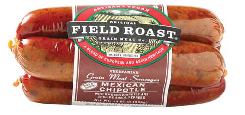 Field Roast: Simulated Sausages - Mexican Chipotle (368g)