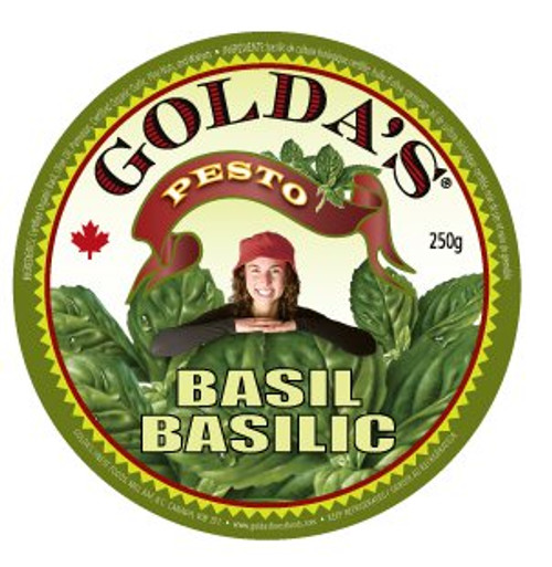 Buy Basil Pesto from Golda's (250g)