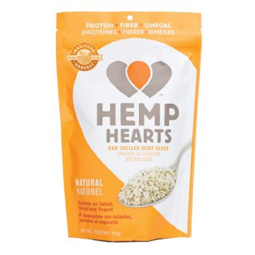 Manitoba Harvest: Hemp Hearts (454g)