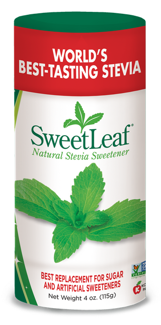 SweetLeaf: Natural Stevia Extract Shaker (115g)