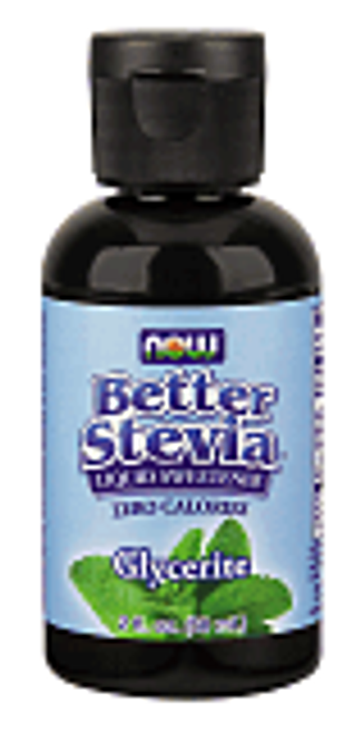 Now: BetterStevia Alcohol-Free Extract (60ml)