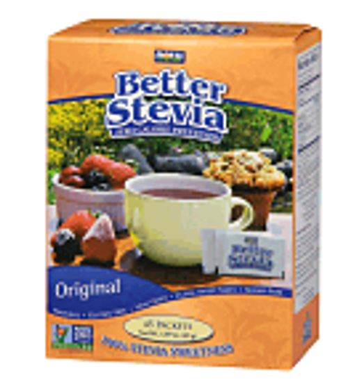 Now: Better Stevia Sweetener - Original (100 Packets)