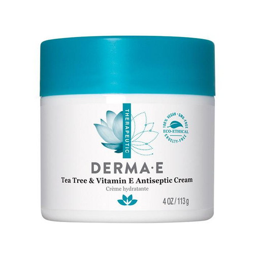 Derma E: Tea Tree & E Antiseptic Cream (113g)