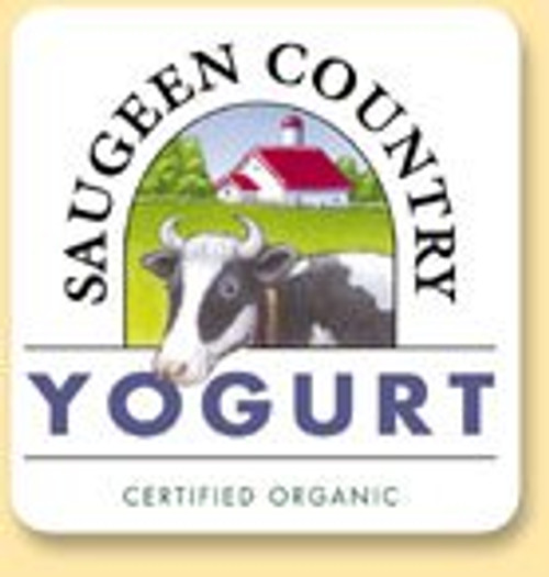Saugeen: Country Organic Yogurt (1kg)