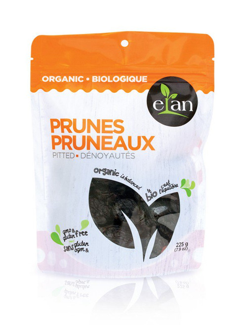 Elan: Organic Pitted Prunes (225g)