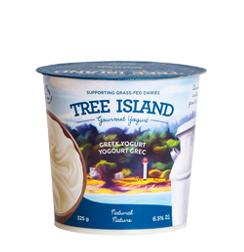 Tree Island: Greek Yogurt - Natural
