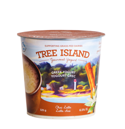 Tree Island: Greek Yogurt - Chai Latte