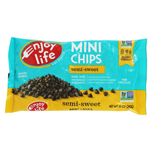 Enjoy Life: Chocolate Mini Chips (283g)