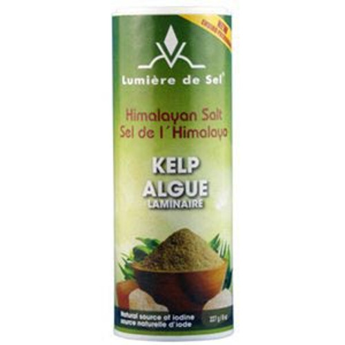 Buy Himalayan Salt & Kelp from Lumiere De Sel (227g)
