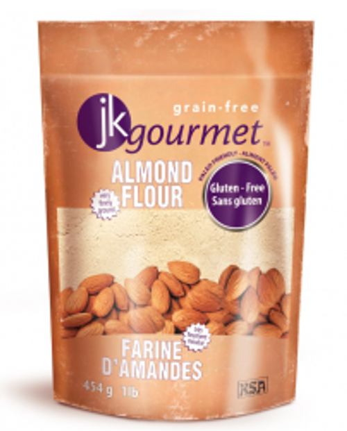 Jk Gourmet : Very Finely Ground Almond Flour (454g)