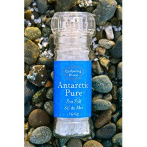Gathering Place: Antarctic Pure Sea Salt Refillable Grinder (100g)