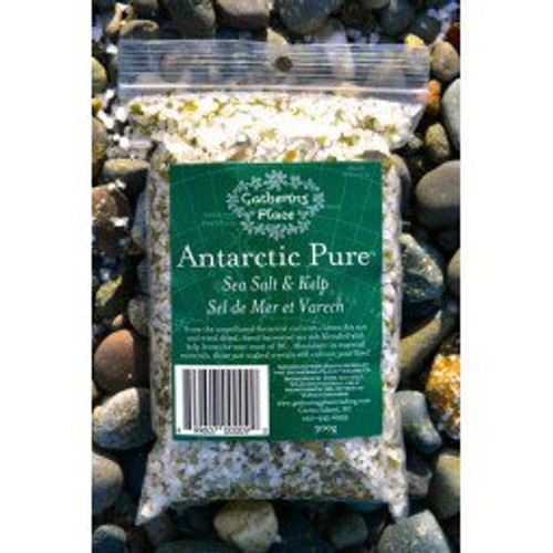 Gathering Place: Antarctic Pure Sea Salt & Kelp Refill Bag (300g)