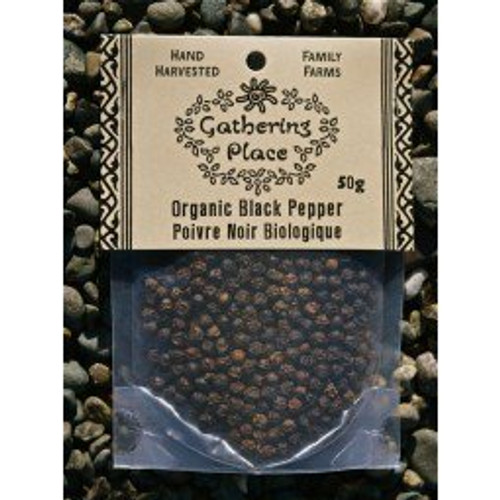 Gathering Place: Organic Black Pepper (55g)