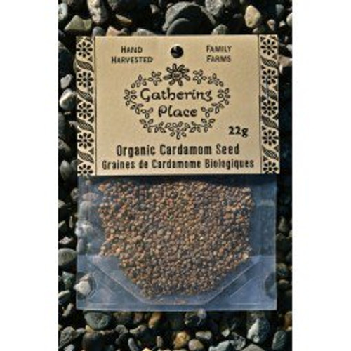 Gathering Place: Organic Cardamom Seed (22g)