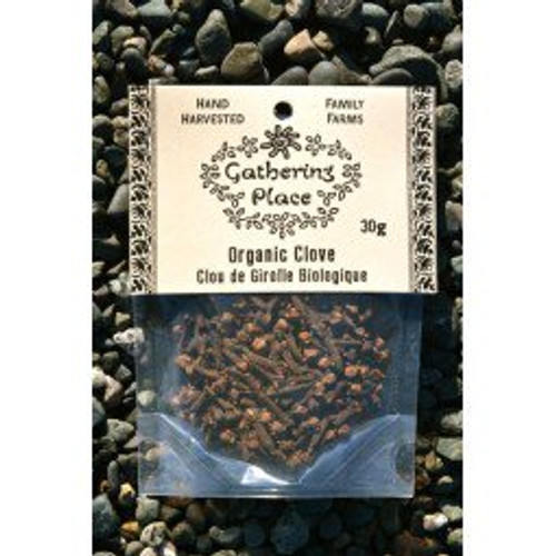 Gathering Place: Organic Whole Clove (30g)