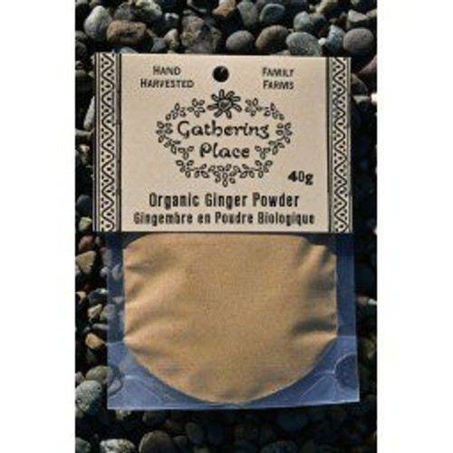 Gathering Place: Organic Ginger Powder (40g)