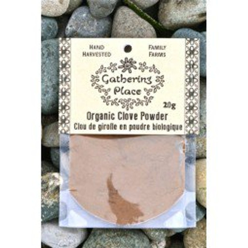 Gathering Place: Organic Clove Powder (20g)