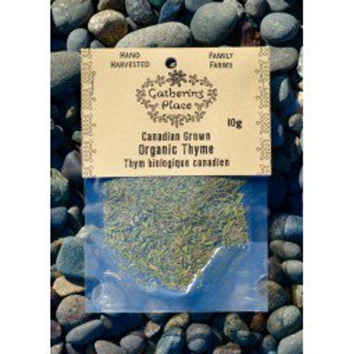 Gathering Place: Organic Thyme (10g)